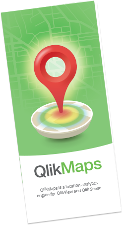 QlikMaps | Location Analytics by Analytics8